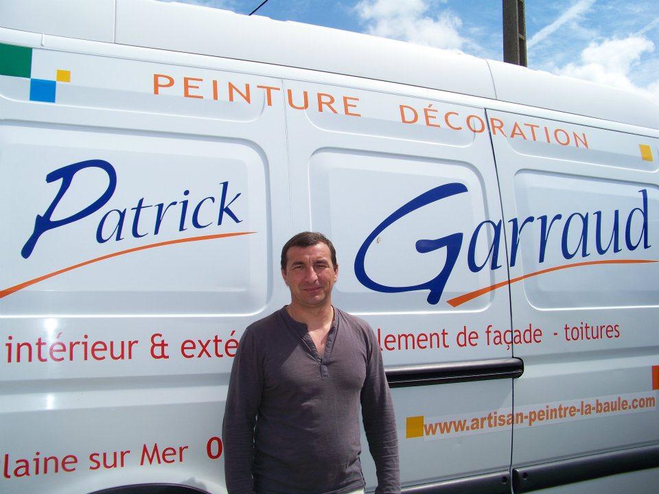 Patrick Garraud Artisan Peintre La Baule Patrick Garraud