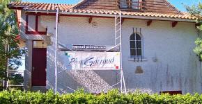 Ravalement de façade La Baule Guérande Pornic