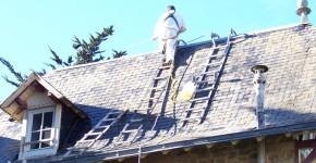Entretien-Rénovation-Démoussage Toiture La Baule Guérande 44